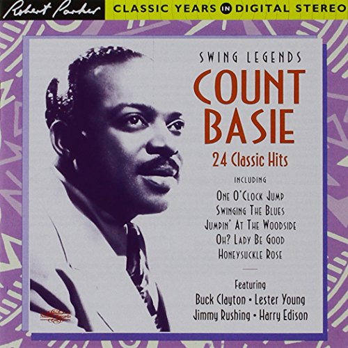 Count Basie: Swing Legends de Robert Parker