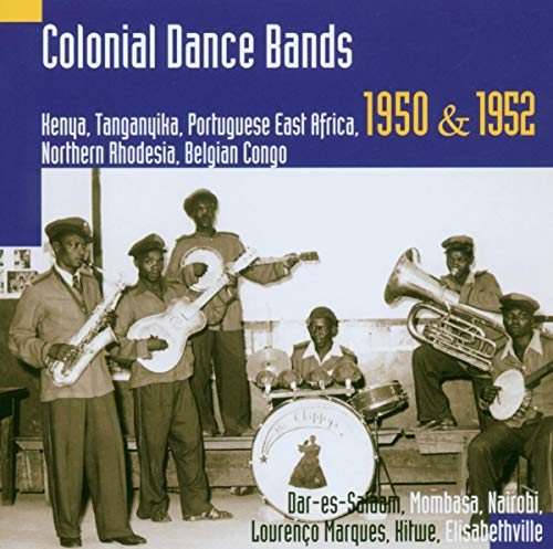 Colonial Dance Bands - Hugh Tracey de SWP Records