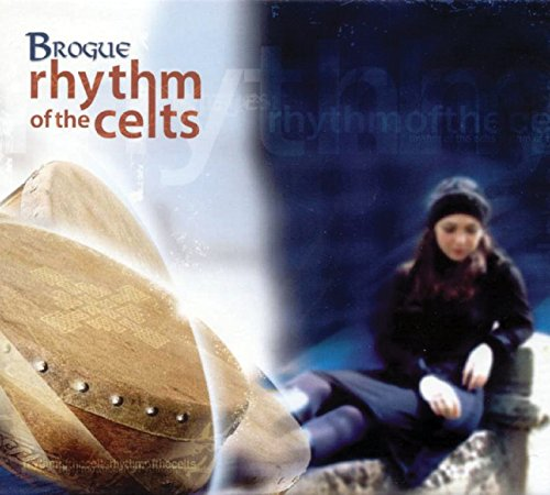 Brogue Rhythm Of The Celts CDITV 744 de Scots Disc