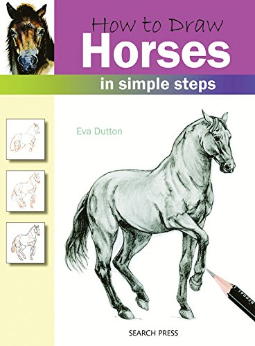 How to Draw: Horses: In Simple Steps de Search Press