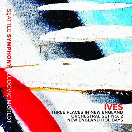 Three Places in New England / Orchestral Set n° 2 / New England Holidays de Seattle Symphony Média