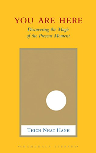 Cd: Discovering the Magic of the Present Moment (Shambhala Library) de Shambhala Publications Inc