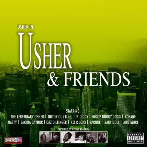 Usher & Friends de Shift