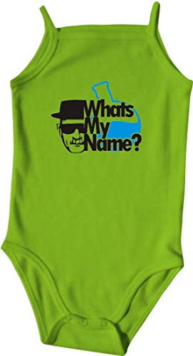 Shirtinstyle Tirantes Babybody Breaking Malo What's mi Nombre? - Lima, 86/92 de ShirtInStyle