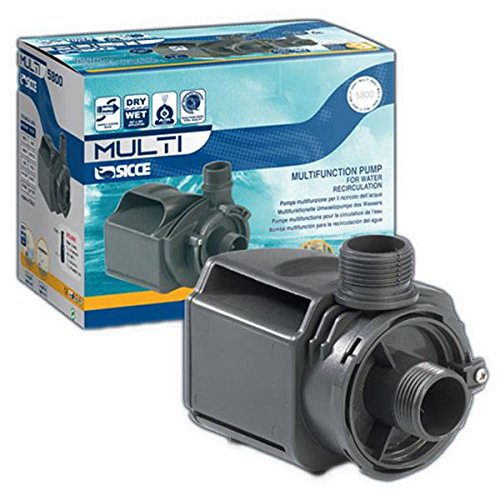 Water Pump Sicce MULTI 4000 L/h de Sicce