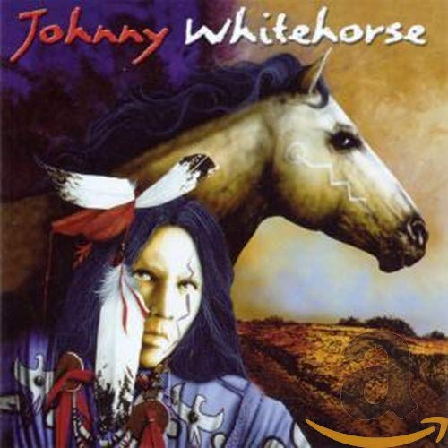 Johnny Whitehorse de Silver Wave Records