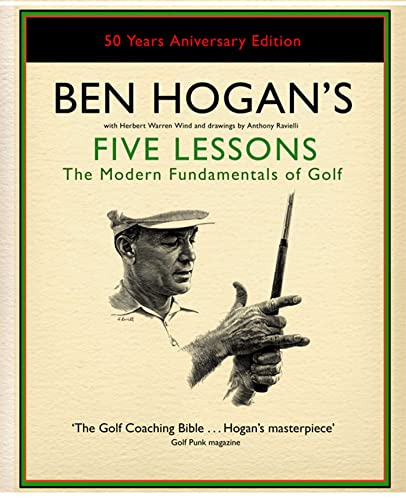 Ben Hogan's Five Lessons: The Modern Fundamentals of Golf de Simon & Schuster