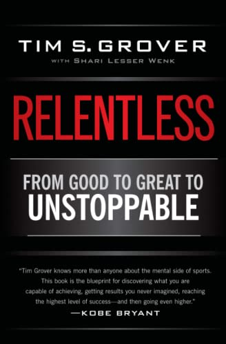 Relentless: From Good to Great to Unstoppable de Simon + Schuster Inc.
