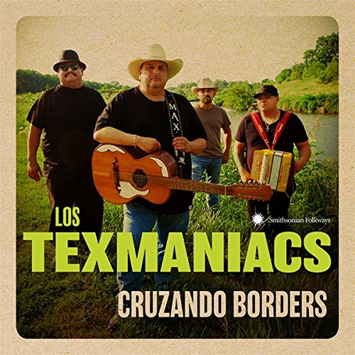 Cruzando Borders de Smithsonian Folkways