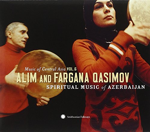 Spiritual Music Of Azerbajan de Smithsonian Folkways
