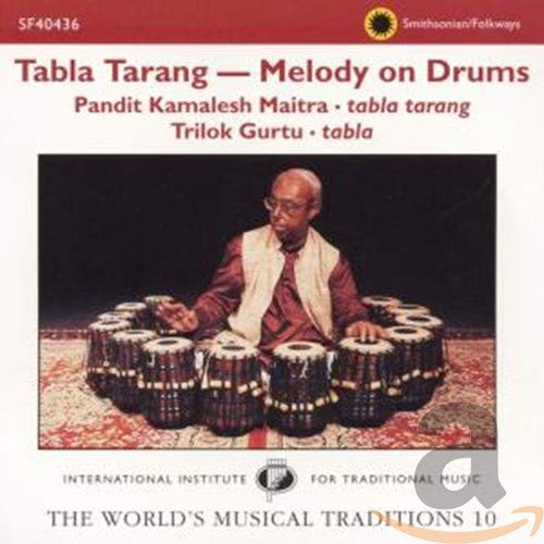 Tabla Tarang-melody On Drums de Smithsonian Folkways