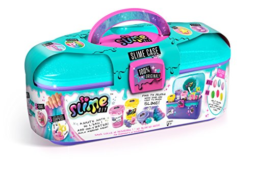 So Slime Labore Brillo y Purpurina (Canal Toys SSC004) de So Slime