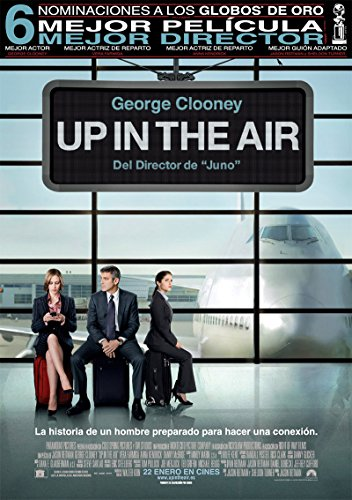 Up in the air [Blu-ray] de Divisa HV