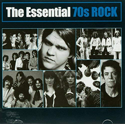 Essential 70'S Rock,The de Sony Music