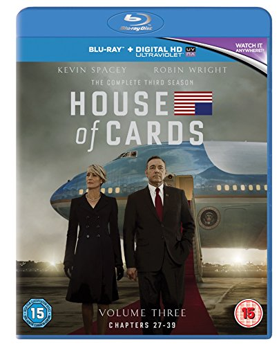 House of Cards - Season 03 [Reino Unido] [Blu-ray] de Sony Pictures He