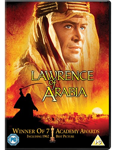 Lawrence of Arabia (Restored Version) [Reino Unido] [DVD] de Sony Pictures He