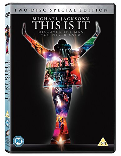 Michael_Jackson's_This_Is_It [Reino Unido] [DVD] de Sony Pictures