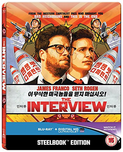 The Interview [Reino Unido] [Blu-ray] de Sony Pictures Home Entertainment