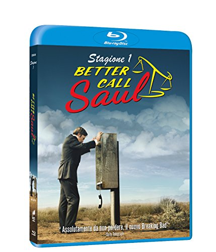 Better Call Saul - Stagione 01 (3 Blu-Ray) [Italia] [Blu-ray] de Sony Pictures