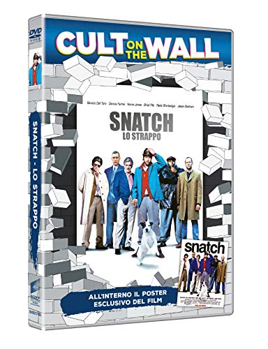 Snatch - Lo Strappo (Cult On The Wall) (Dvd+Poster) [Italia] de Sony Pictures