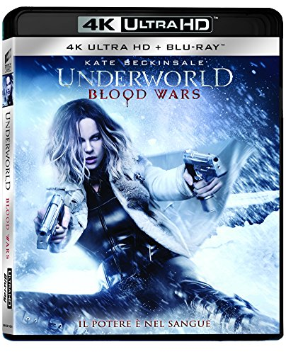 Underworld: Blood Wars (Blu-Ray 4K Ultra HD) [Blu-ray] de Sony Pictures