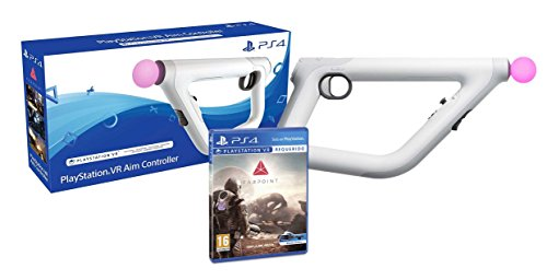 AimController PS4 + Farpoint - Playstation 4 de Sony Playstation 4