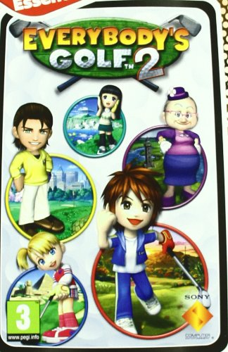 EVERYBODY'GOLF 2 ESN de Sony