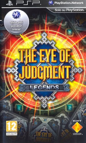 Eye of Judgment Legends [Importación italiana] de Sony