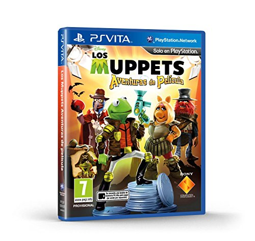 The Muppets Movie Adventure de Sony