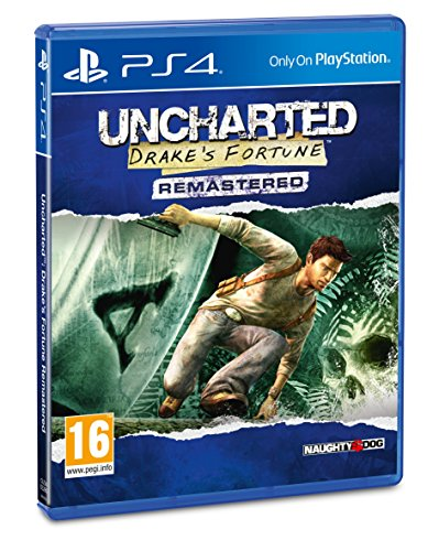 Uncharted: Drakes Fortune Remastered [Importación Inglesa] de Sony