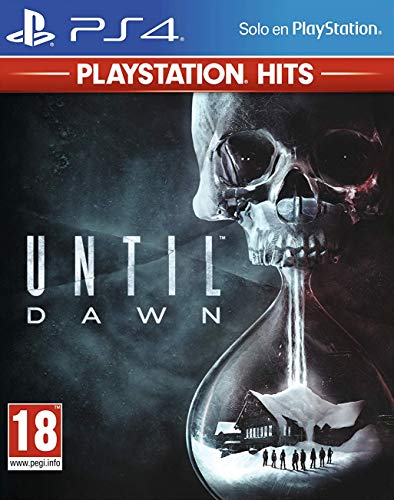 Until Dawn Hits de Sony CEE Games (New Gen)