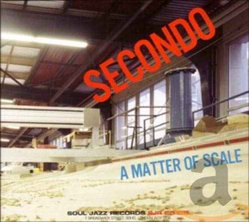 A Matter Of Scale de Soul Jazz Records
