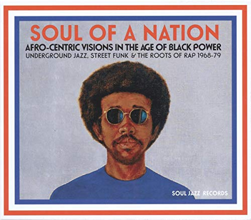 Soul Of A Nation, Underground Jazz, Street Funk & The Roots Of Rap 1968-79    2lp [Vinilo] de Soul Jazz Records