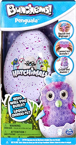 Spin Master Bunchems Hatchimals Theme Kit Bunchems 850g Compuestos para cerámica y modelaje (Bunchems,, Niños, 186 Pieza(s), China, 4 año(s)) de Spin Master