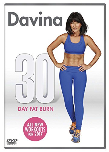 Davina - 30 Day Fat Burn (New for 2017) [DVD] [Reino Unido] de Spirit Entertainment