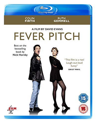 Fever Pitch Blu-Ray [Reino Unido] [Blu-ray] de Spirit Entertainment