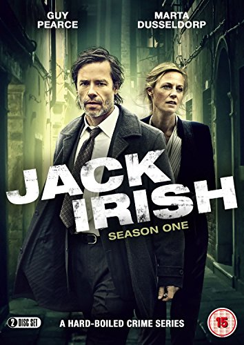 Jack Irish: Blind Faith [Reino Unido] [DVD] de Spirit Entertainment