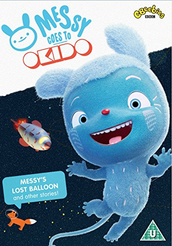 Messy Goes To Okido: Messy's Lost Balloon and other Stories (BBC) [DVD] [Reino Unido] de Spirit Entertainment