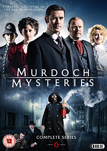Murdoch Mysteries - Series 6 [Reino Unido] [DVD] de Spirit Entertainment