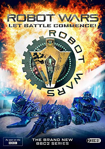 Robot Wars - The Brand New Series 2016 [Reino Unido] [DVD] de Spirit Entertainment