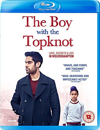 The Boy with the Top Knot [Blu-ray] [Reino Unido] de Spirit Entertainment