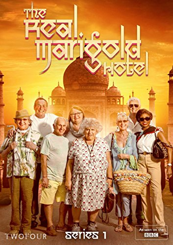 The Real Marigold Hotel [DVD] [Reino Unido] de Spirit Entertainment