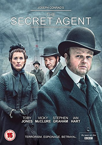 The Secret Agent [DVD] [Reino Unido] de Spirit Entertainment