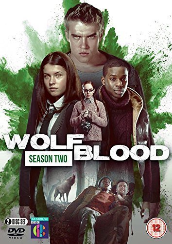 Wolfblood Season 2 (BBC) [DVD] [Reino Unido] de Spirit Entertainment