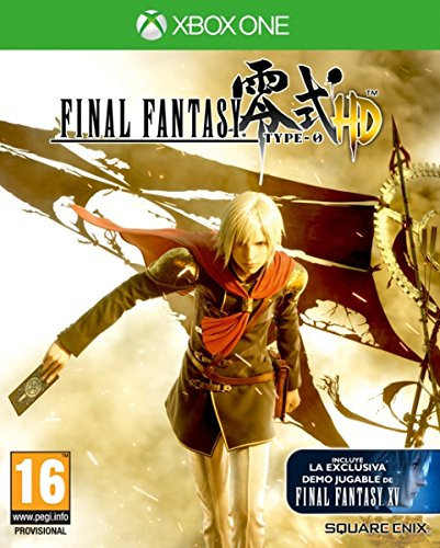 Final Fantasy Type-0 HD de Square Enix
