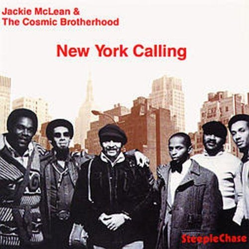 New York Calling de Steeplechase Records