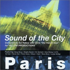 Sound Of The City Vol. 4 Paris de T-Sunami Merch, S.L.