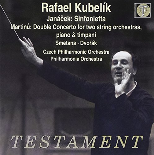Martinu:Double Concerto For Two String de Testament