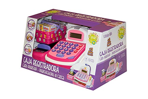Tachan-Caja registradora little home, color rosa, (CPA Toy Group 74014263) , color/modelo surtido de Tachan