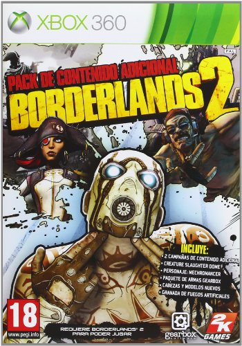 Borderlands 2 - Pack Contenido Adicional de T2 TAKE TWO
